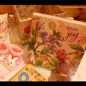 Baby Girl Gift Box Ready To Go Bundle